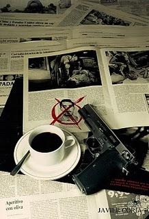 Cronica de Javier Coria sobre BCNegra